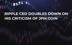 Ripple CEO Doubles Down on His Criticism of JPM Coin
