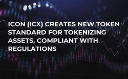 ICON (ICX) Creates New Token Standard for Tokenizing Assets, Compliant with Regulations