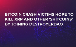 Bitcoin Crash Victims Hope to Kill XRP and Other 'Shitcoins' by Joining DestroyerDAO