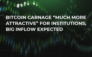 "Bitcoin Carnage ""Much More Attractive"" for Institutions, Big Inflow Expected"