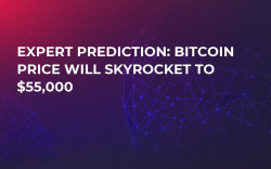 Expert Prediction: Bitcoin Price Will Skyrocket to $55,000