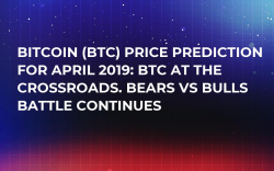 Bitcoin (BTC) Price Prediction for April 2019: BTC at the crossroads. Bears vs Bulls Battle Continues