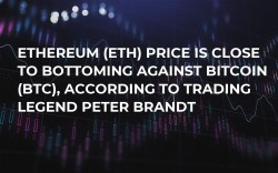Ethereum (ETH) Price Is Close to Bottoming Against Bitcoin (BTC), According to Trading Legend Peter Brandt