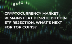 Cryptocurrency Market Remains Flat Despite Bitcoin ETF Rejection. What's Next for Top Coins?