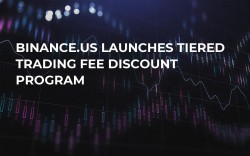 Binance.US Launches Tiered Trading Fee Discount Program