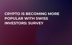 Crypto Is Becoming More Popular with Swiss Investors: Survey