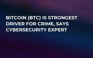 Bitcoin (BTC) Is Strongest Driver for Crime, Says Cybersecurity Expert
