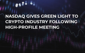 Nasdaq Gives Green Light to Crypto Industry Following High-Profile Meeting