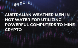 Australian Weather Men in Hot Water For Utilizing Powerful Computers to Mine Crypto