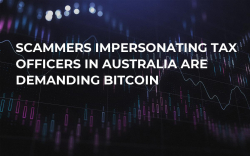 Scammers Impersonating Tax Officers in Australia are Demanding Bitcoin