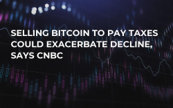 Selling Bitcoin to Pay Taxes Could Exacerbate Decline, Says CNBC