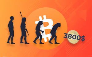 BTC Price Prediction: Dump to $3,800 Seems to Be Inevitable. Are Bulls Giving Up?
