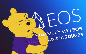 EOS Price Prediction- How Much Will EOS Cost in 2018-25?