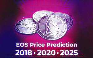 EOS Price Prediction: How Much Will EOS Cost in 2018, 2020, 2025?
