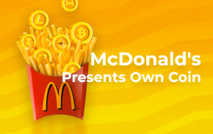 McDonald's Presents Own Coin, But Do Not Expect to Find It On CoinMarketCap