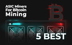 5 Best ASIC Miners For Bitcoin Mining in 2018
