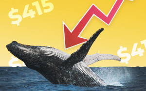 Biggest Bitcoin Whales to Blame for Price Drops as $415 Million Moved Before Crash