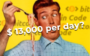 Bitcoin Trading Fairy Tales: Will Bitcoin Code Earn You $13,000 in Exactly 24 Hours?