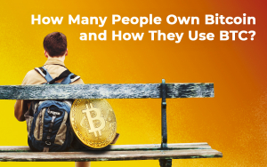 How Many People Own Bitcoin and How They Use BTC?