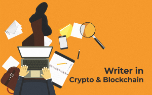 How to Become a Writer in Crypto & Blockchain?