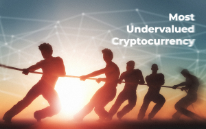 Most Undervalued Cryptocurrency in 2019