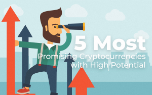 5 Most Promising Cryptocurrencies With High Potential in 2019 - Updated