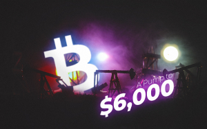 BTC/USD Price Prediction — A Pump to $6,000: Is It the Effect of Ethereum's Growth or Not?
