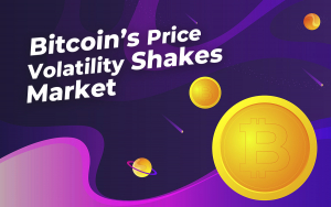 Bitcoin's Price Volatility Shakes Market Leaving Most Coins in the Red - A Big Concern, or Simple Correction?
