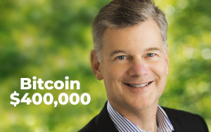 Bitcoin Price Predicted to Hit $400,000 by Hedge Fund Manager Mark Yusko. Here's How and When It's Possible
