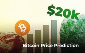 2019 İçin Bitcoin Fiyat Tahmini: BTC Fiyatı 20.000 $ 'a Geri Dönecek mi?