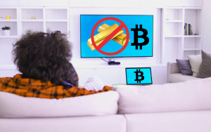 Anti-Gold Bitcoin Ad Is Coming to Your Cable TV and Streaming Services
