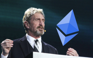 Ethereum, XRP, XLM Surge Highest Along with Bitcoin, McAfee Criticizes ETH