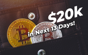 If Bitcoin Price Hits $8,300 Can It Repeat History and Reach $20,000 in the Next 13 Days?