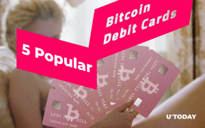 5 Popular Bitcoin Debit Cards 2018