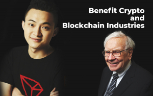Tron Community: Justin Sun's Dinner with Warren Buffett May Benefit Crypto and Blockchain Industries