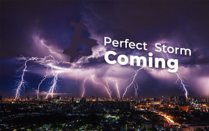 'Bitcoin Perfect Storm' Coming – Head of ECB Hints at Another QE, Anthony Pompliano Says 'Long BTC'
