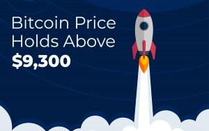 Bitcoin Price Holds Above $9,300. Will It Break Above Resistance Level?