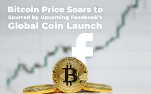 Bitcoin Price Soars to New YTD High of $9,000 Spurred by Facebook's Upcoming GlobalCoin Launch