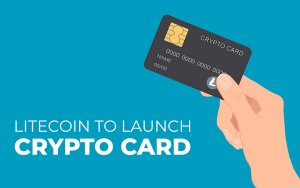 Litecoin (LTC) to Launch Crypto Card Partnering with Bibox and Ternio