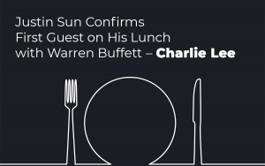 'Crypto Expendables': Justin Sun Confirms First Guest for His Lunch with Warren Buffett – Charlie Lee (LTC)