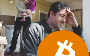 This Man Left His Family Homeless After Going All-In on Bitcoin, but He Has No Regrets