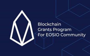 EOS Launches Blockchain Grants Program for EOSIO Community
