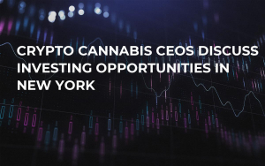 Сrypto Сannabis CEOs Discuss Investing Opportunities in New York