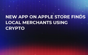 New App on Apple Store Finds Local Merchants Using Crypto