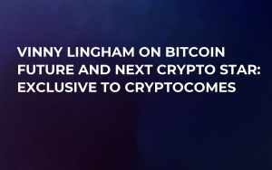 Vinny Lingham On Bitcoin Future and Next Crypto Star: Exclusive to CryptoComes
