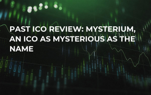 Past ICO Review: Mysterium, an ICO as Mysterious as the Name