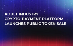Adult Industry Crypto-Payment Platform Launches Public Token Sale