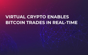 Virtual Crypto Enables Bitcoin Trades in Real-tIme