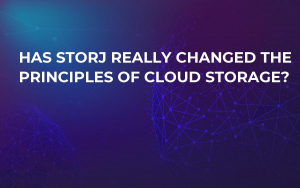 Has Storj Really Changed the Principles of Cloud Storage?