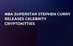 NBA Superstar Stephen Curry Releases Celebrity CryptoKitties